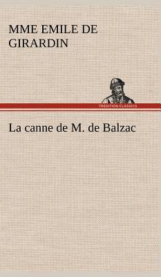 La Canne de M de Balzac