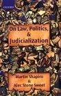 On Law, Politics and Judicialization