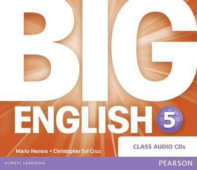 Big English 5 Class CD