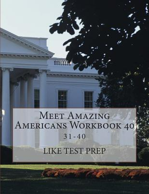 Meet Amazing Americans Workbook
