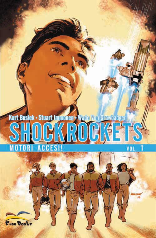 Shock Rockets vol. 1