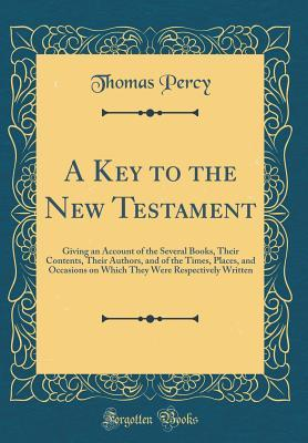 A Key to the New Testament