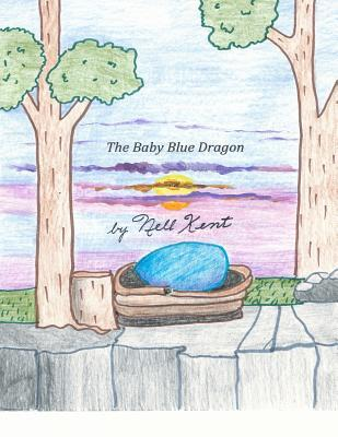 The Baby Blue Dragon