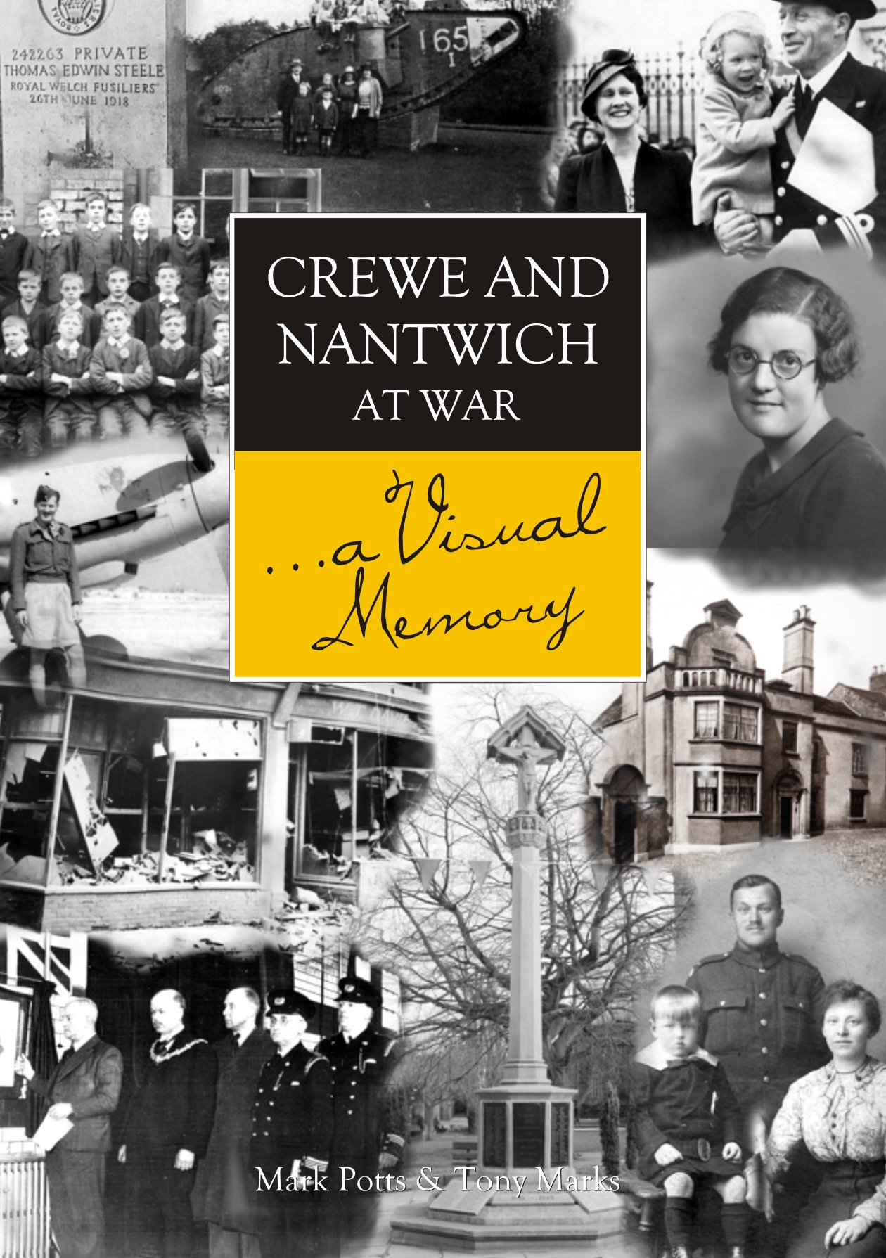 Crewe and Nantwich at War