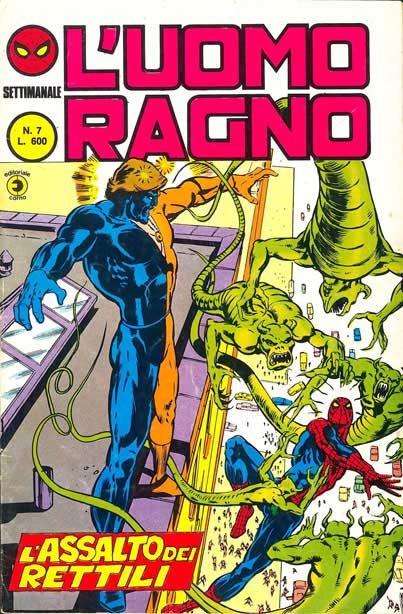 L'Uomo Ragno (2a serie) n. 7
