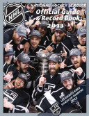The National Hockey League Official Guide and Record