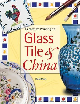 Decorative Painting on Glass Tile & China