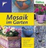 Mosaik im Garten.