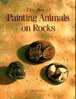 The Art of Painting Animals on Rocks