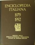 Enciclopedia italiana di scienze, lettere ed arti - 1979/1992