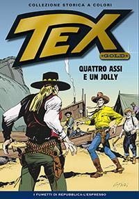 Tex collezione storica a colori Gold n. 26