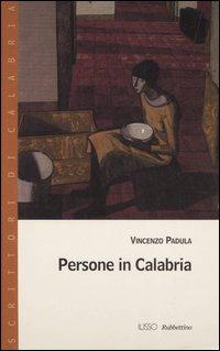 Persone in Calabria