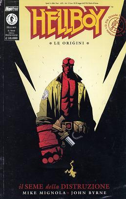 Hellboy - Il seme della distruzione