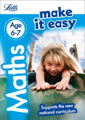 Maths Age 6-7 (Letts...
