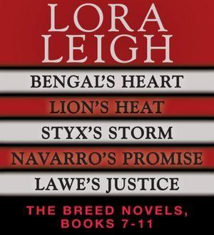 The Breeds, Novels 7...