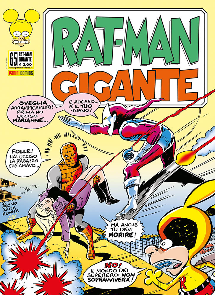 Rat-Man Gigante n. 65