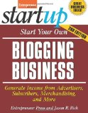 Start Your Own Blogg...