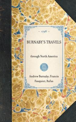 Burnaby's Travels