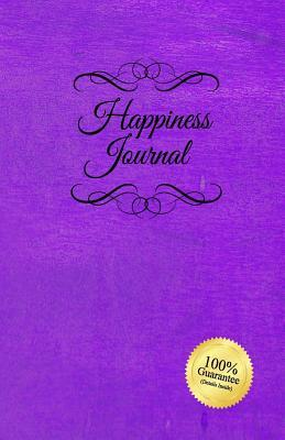 Happiness Journal (Purple)