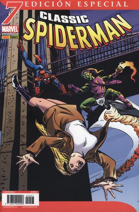 Classic Spiderman #7...