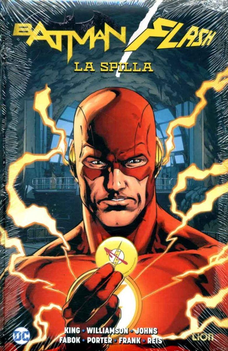 Batman / Flash - La spilla