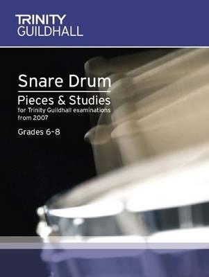 Percussion Exam Pieces & Studies Snare Drum Book 2