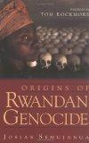 Origins of Rwandan Genocide