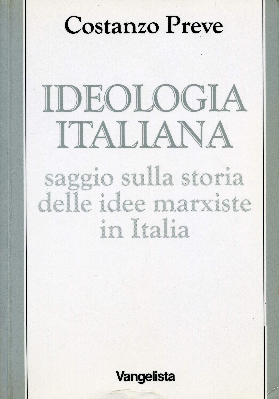 Ideologia italiana