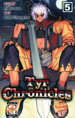 Tyr Chronicles vol. 5
