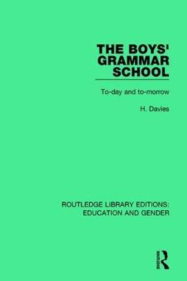 The Boys' Grammar School