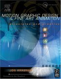 Motion Graphic Design and Fine Art Animation