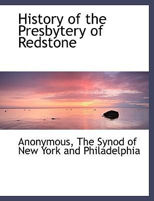 History of the Presbytery of Redstone