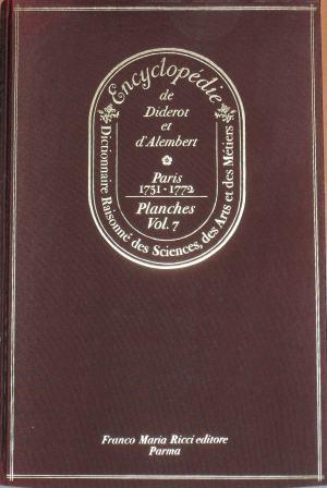 Encyclopédie, Tome VII