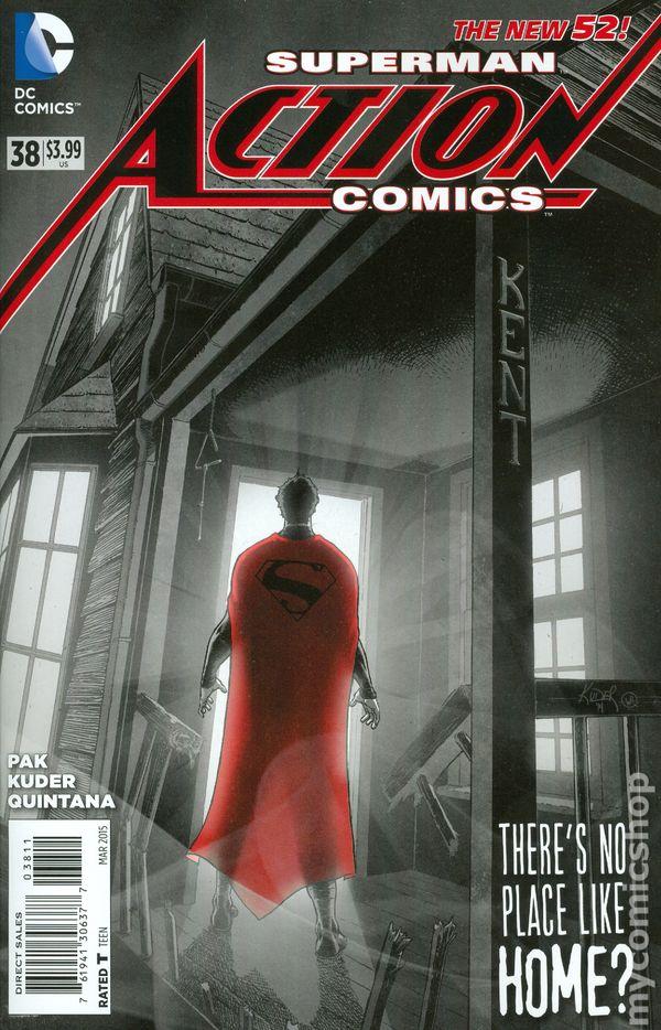 Action Comics Vol.2 #38