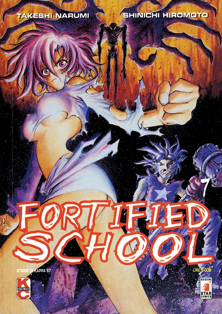 Fortified School 7