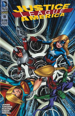Justice League America n. 19