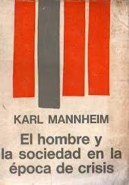 El hombre y la sociedad en la época de crisis