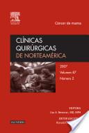 Clínicas Quirúrgicas de Norteamérica 2007. Volumen 87 no 2: Cáncer de mama