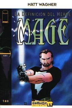 Mage: La definición del héroe #1