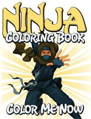 Ninja Coloring Book