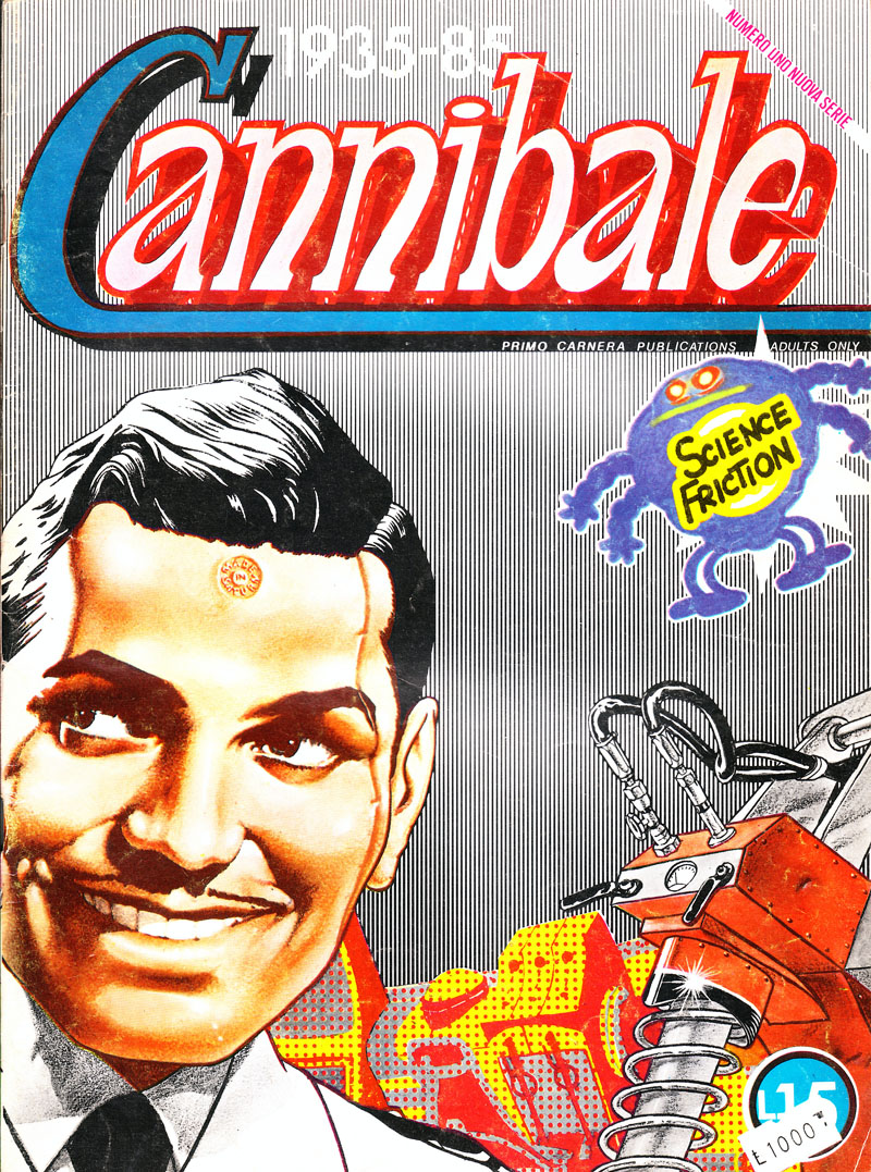 Cannibale n° 1 Nuov...