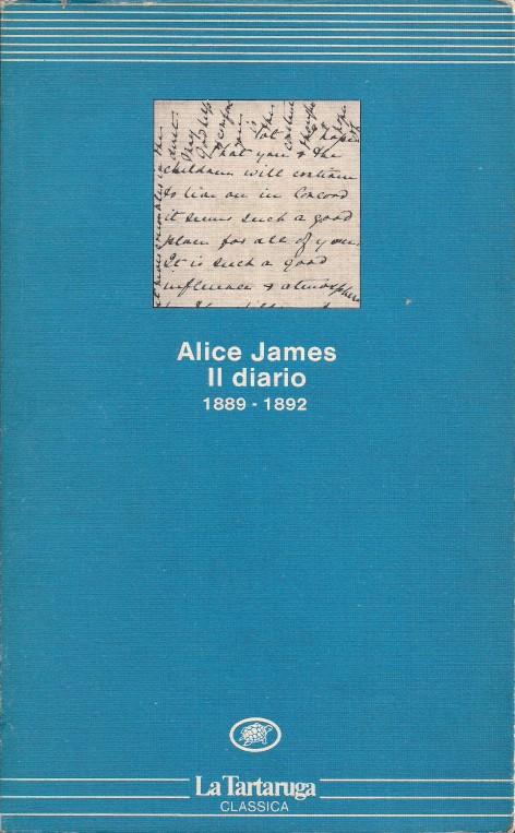 Il diario 1889-1892