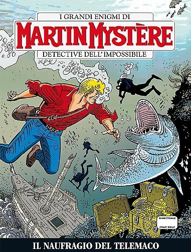 Martin Mystère n. 333