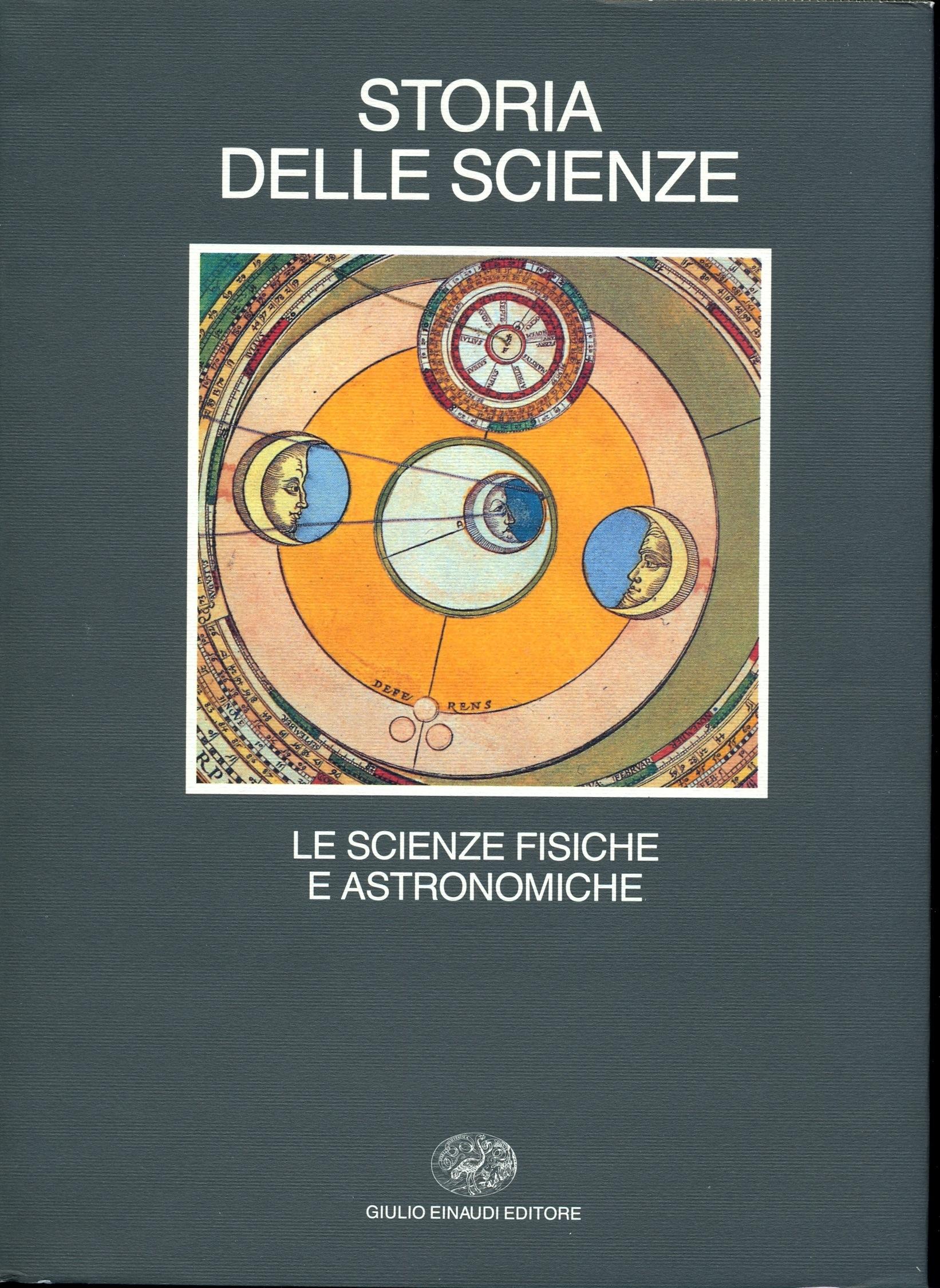 Storia delle scienze / Le scienze fisiche e astronomiche