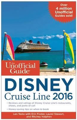 The Unofficial Guide Disney Cruise Line