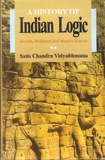 A History of Indian Logic