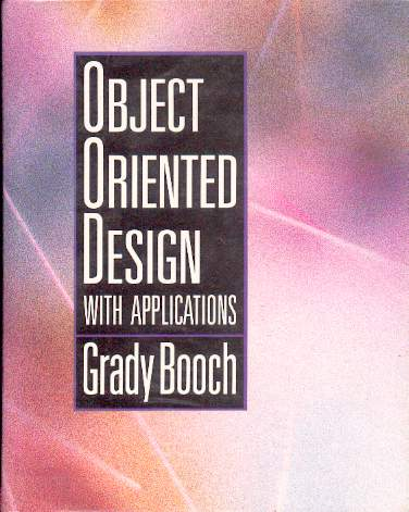 Object oriented design with applications