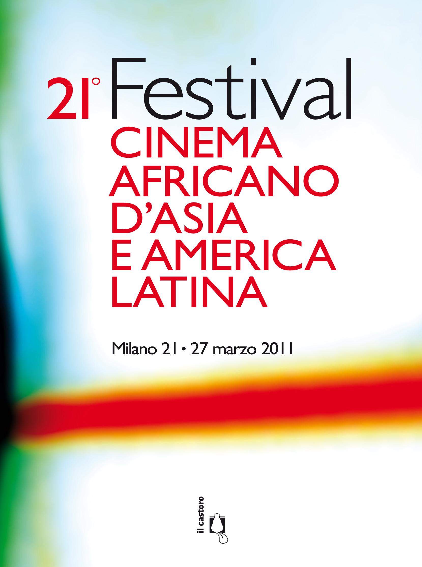 21° FESTIVAL CINEMA AFRICANO D'ASIA E AMERICA LATINA