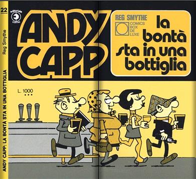 Andy Capp: la bontà...