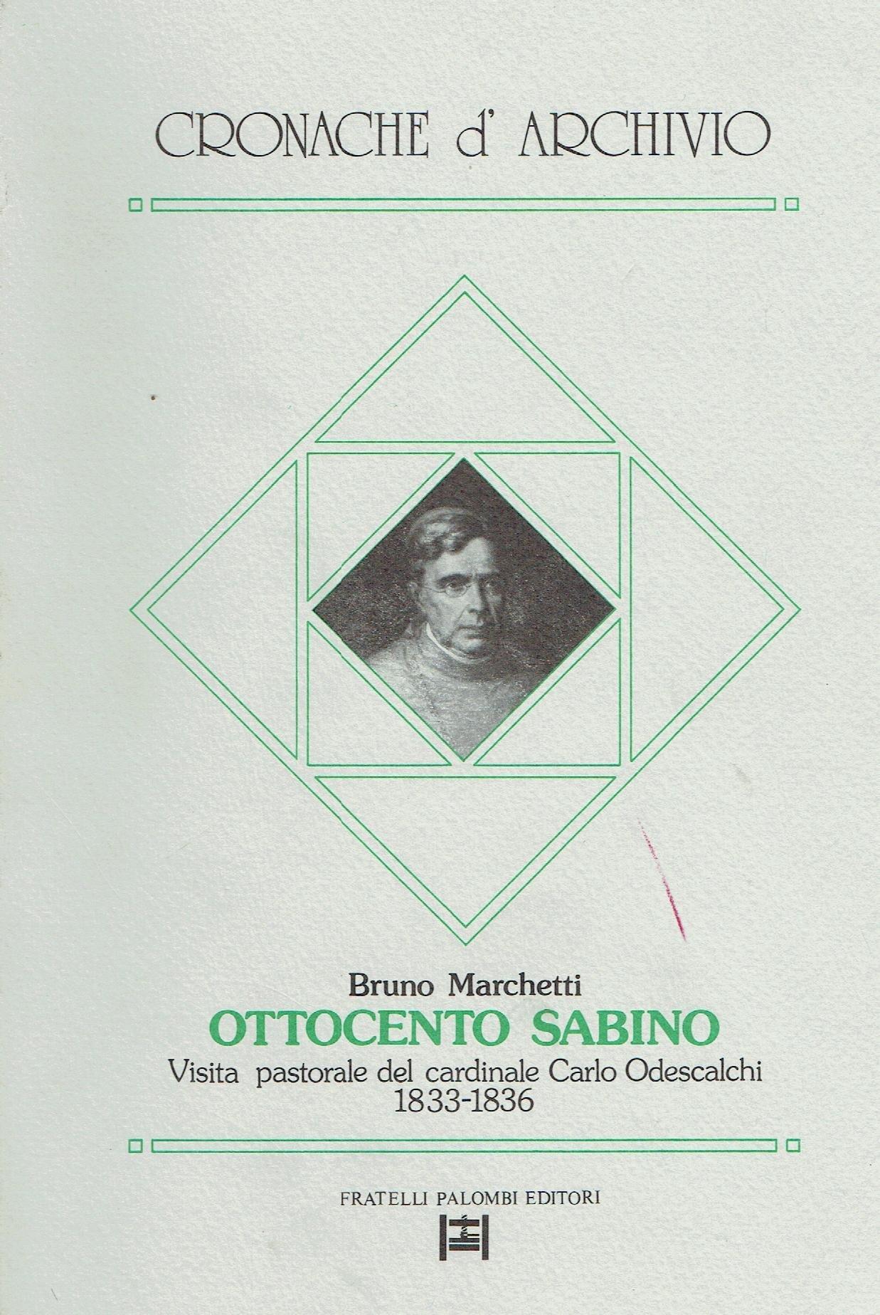 Ottocento Sabino